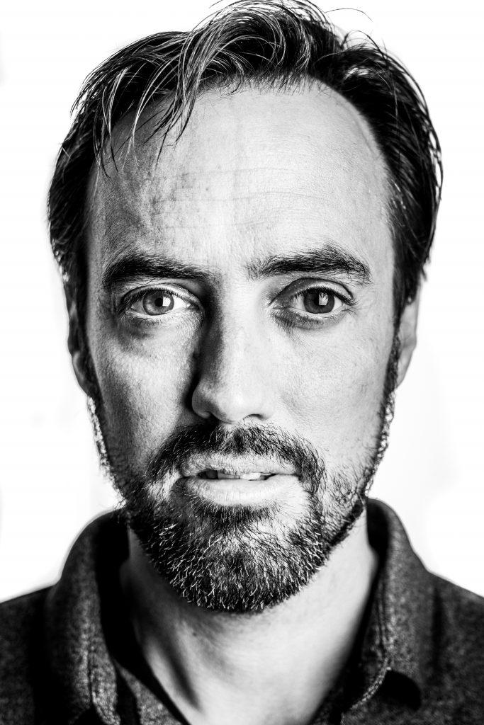 Erno Hermans - portret